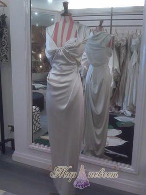 Свадебное платье Вивьен Вествуд картинка
