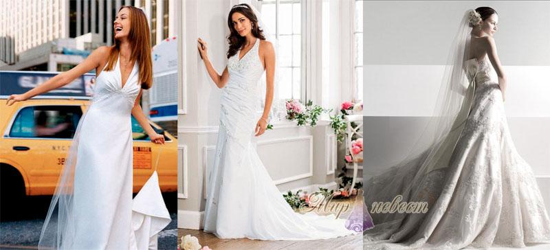 американские свадебные платья картинка