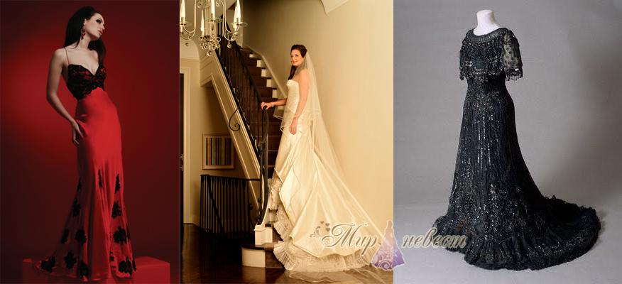 испанские свадебные платья картинка