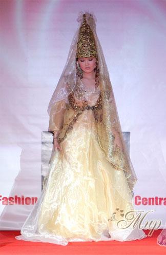 казахские свадебные платья картинка