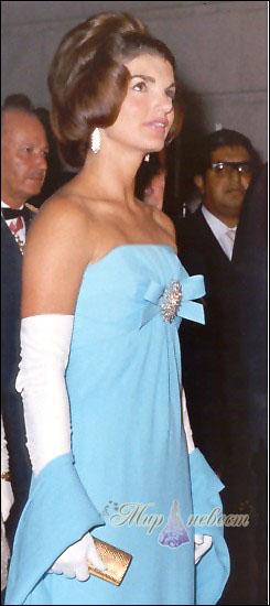 Вечернее платье oleg cassini
