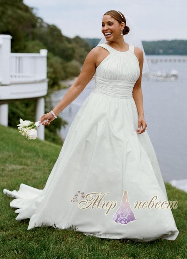5842b173feb0705 Свадебное платье большого размера Style 9EW9848 ― Интернет магазин Мир  Невест - свадебные платья и аксессуары, эксклюзивные вечерние платья